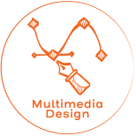 Interactive Multimedia Design multimedia-orange-w