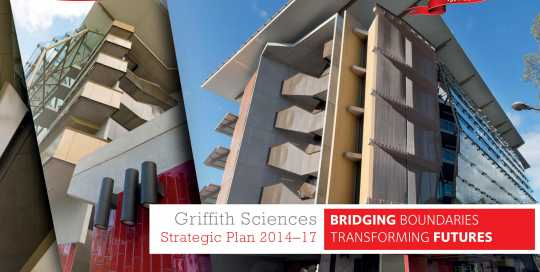 Griffith Sciences Strategic Plan